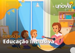 Educação Inclusiva - EDITÁVEL