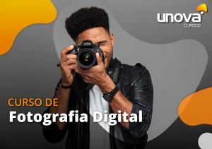 Fotografia Digital - EDITÁVEL
