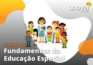 Fundamentos da Educação Especial - EDITÁVEL