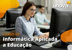 Informática Aplicada a Educação - EDITÁVEL