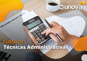 Técnicas Administrativas - EDITÁVEL